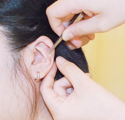 耳のツボの効果