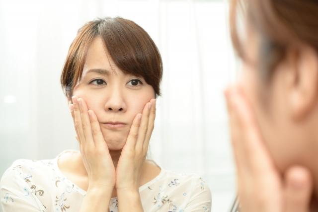 ストレスで顔が大きくなる!?小顔を作るツボの組み合わせ